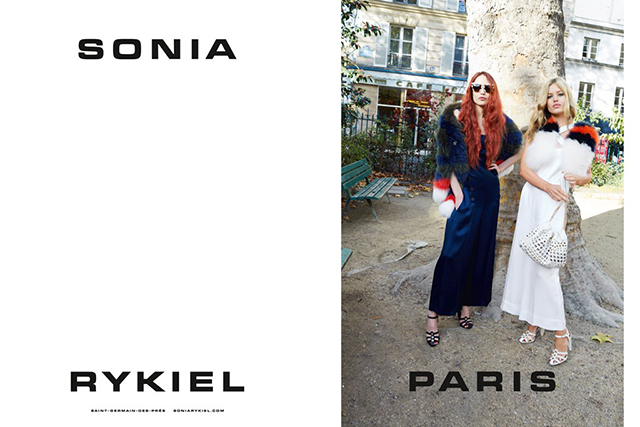 Céline, Sonia Rykiel, Donna Karan and more share SS15 campaign teasers018